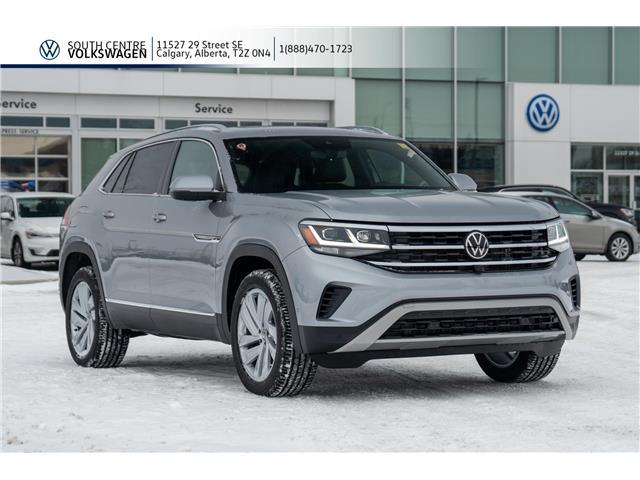2020 Volkswagen Atlas Cross Sport 3.6 FSI Execline (Stk: 00113) in Calgary - Image 1 of 46