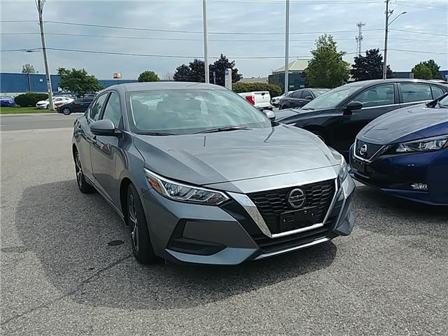 2020 Nissan Sentra SV (Stk: CLY236353) in Cobourg - Image 1 of 1