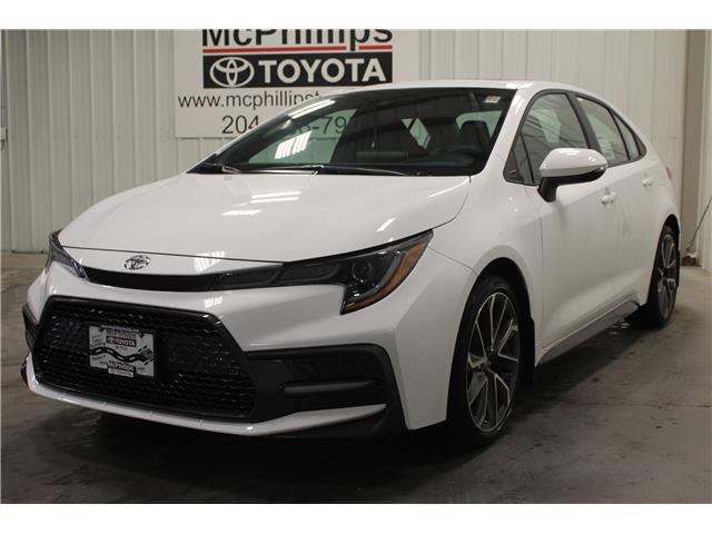 2021 Toyota Corolla SE (Stk: P057993) in Winnipeg - Image 1 of 21