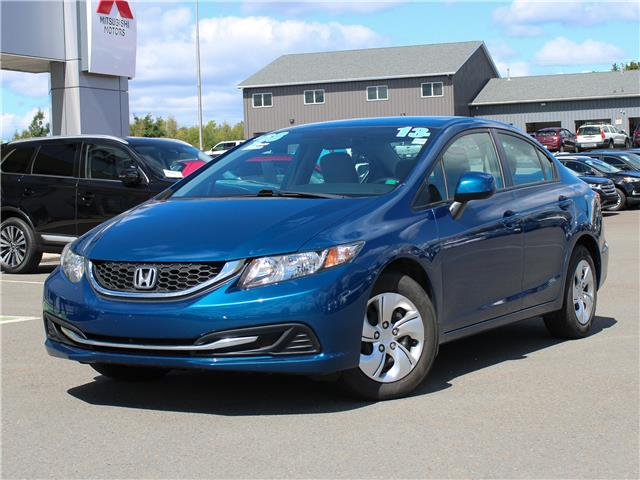 2013 Honda Civic LX (Stk: 201121A) in Fredericton - Image 1 of 14