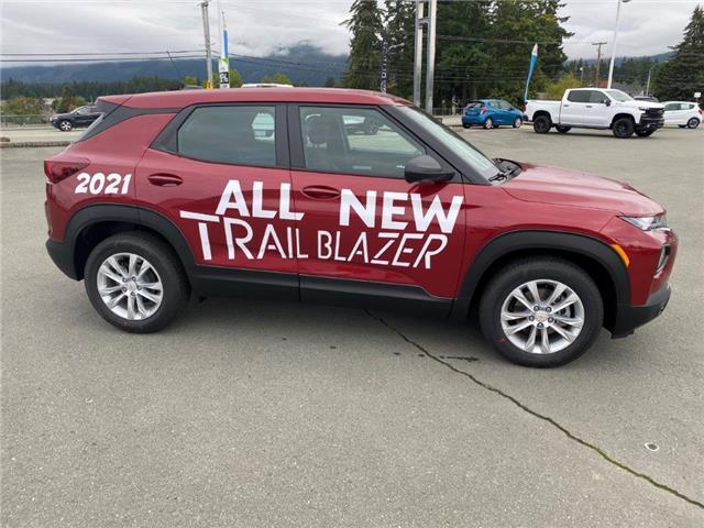 2021 Chevrolet TrailBlazer LS (Stk: 21T02) in Port Alberni - Image 1 of 28