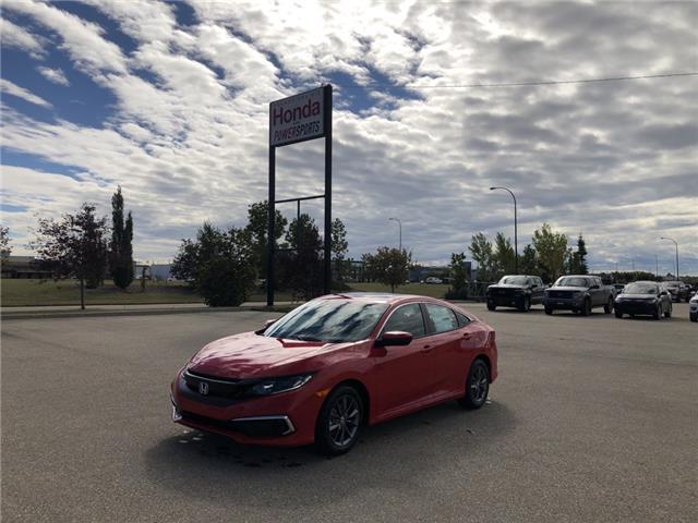 2020 Honda Civic EX (Stk: 20-130) in Grande Prairie - Image 1 of 19