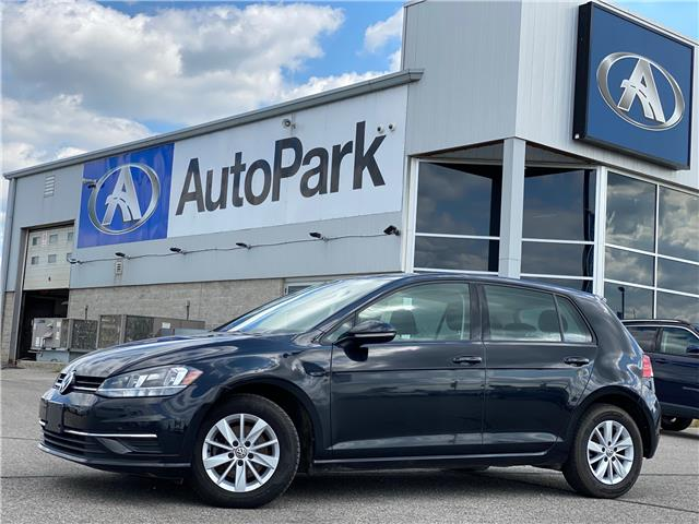 2018 Volkswagen Golf 1.8 TSI Trendline (Stk: 18-84176RJB) in Barrie - Image 1 of 23
