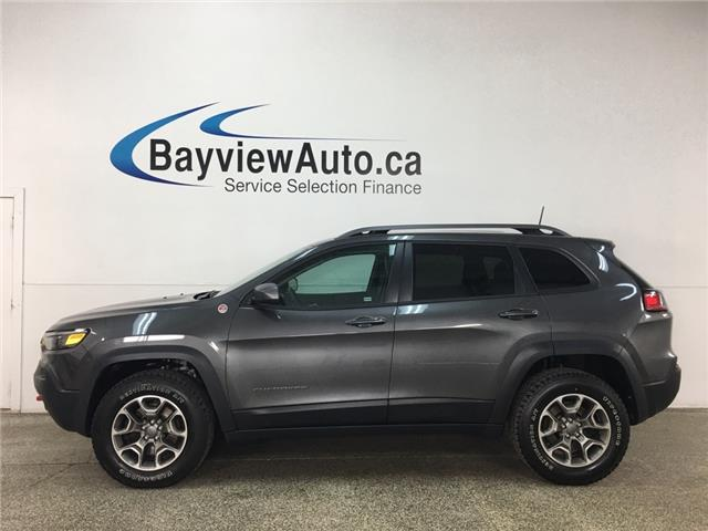 2020 Jeep Cherokee Trailhawk (Stk: 37093W) in Belleville - Image 1 of 28
