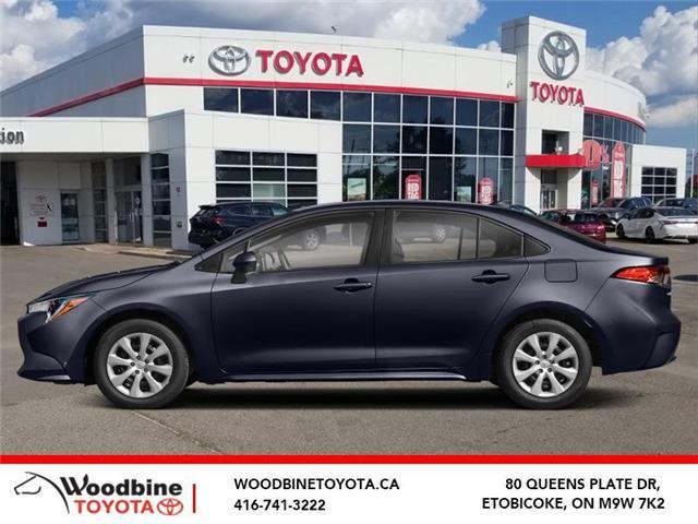 2021 Toyota Corolla LE (Stk: 21-06) in Etobicoke - Image 1 of 1