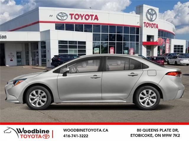 2021 Toyota Corolla LE (Stk: 21-10) in Etobicoke - Image 1 of 1