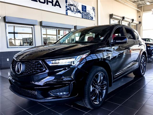 2021 Acura RDX A-Spec (Stk: 50149) in Saskatoon - Image 1 of 18