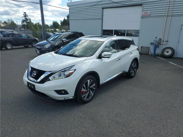 2018 Nissan Murano  (Stk: L263A) in Thunder Bay - Image 1 of 11