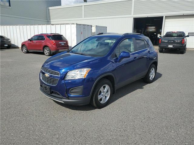 2015 Chevrolet Trax 1LT (Stk: L161A1) in Thunder Bay - Image 1 of 12