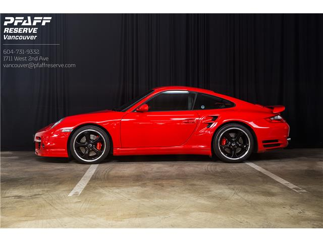2007 Porsche 911 Turbo (Stk: VU0512) in Vancouver - Image 1 of 12
