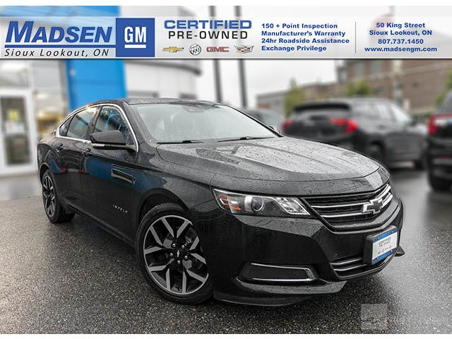 2016 Chevrolet Impala 2LT (Stk: A20418) in Sioux Lookout - Image 1 of 11