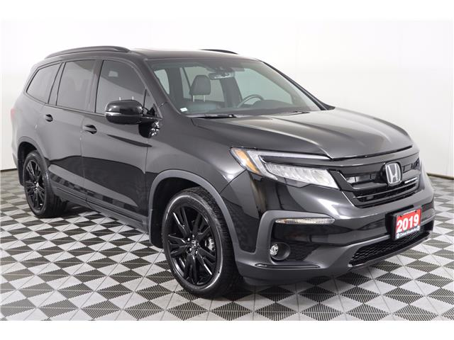 2019 Honda Pilot Black Edition (Stk: 220315A) in Huntsville - Image 1 of 29