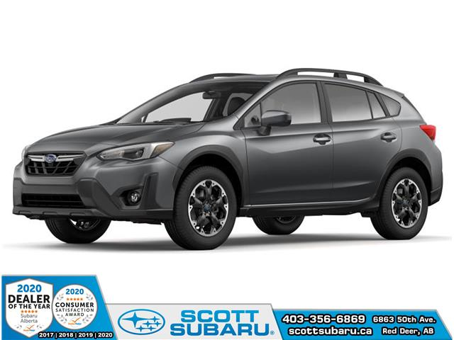 2021 Subaru Crosstrek Sport (Stk: 210156) in Red Deer - Image 1 of 2