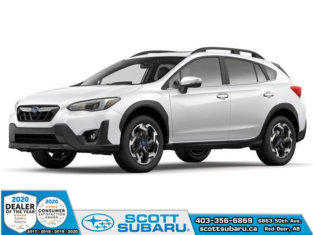 2021 Subaru Crosstrek Limited (Stk: 209701) in Red Deer - Image 1 of 4