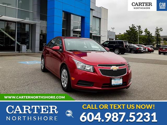 2012 Chevrolet Cruze LT Turbo (Stk: 970701) in North Vancouver - Image 1 of 26