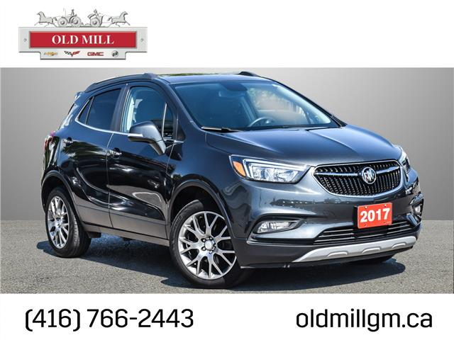 2017 Buick Encore Sport Touring (Stk: 207214UA) in Toronto - Image 1 of 23