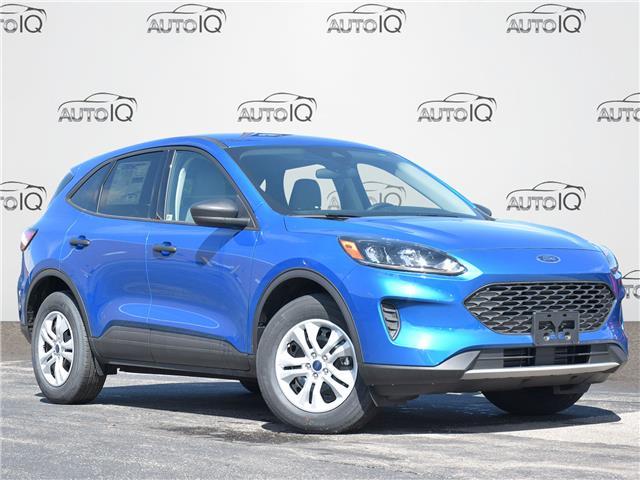 2020 Ford Escape S Blue