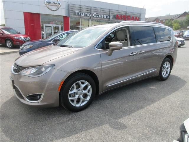 2017 Chrysler Pacifica Touring-L Plus (Stk: P5380) in Peterborough - Image 1 of 27