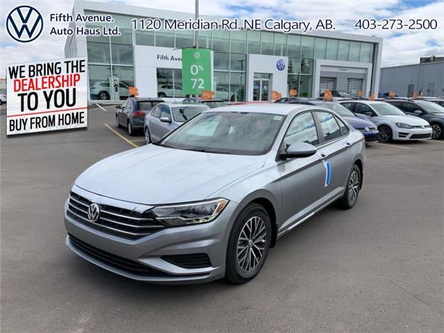2020 Volkswagen Jetta Comfortline (Stk: 20148) in Calgary - Image 1 of 23