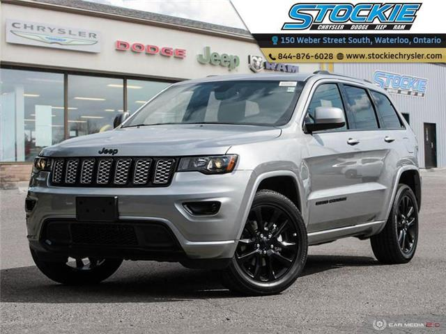 2020 Jeep Grand Cherokee Laredo (Stk: 34740) in Waterloo - Image 1 of 27