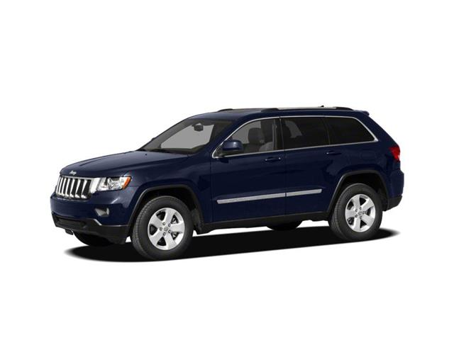 2011 Jeep Grand Cherokee Overland (Stk: 2008161) in Ottawa - Image 1 of 1