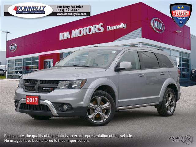 2017 Dodge Journey Crossroad (Stk: KUR2427) in Ottawa - Image 1 of 30