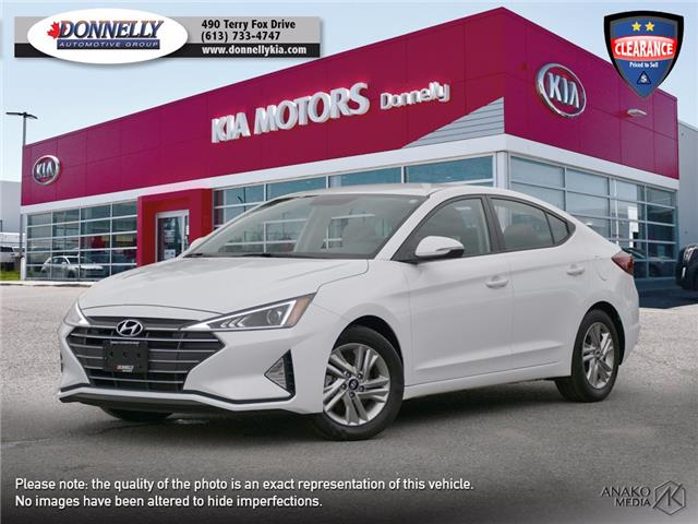 2020 Hyundai Elantra Preferred (Stk: KU2360) in Ottawa - Image 1 of 27