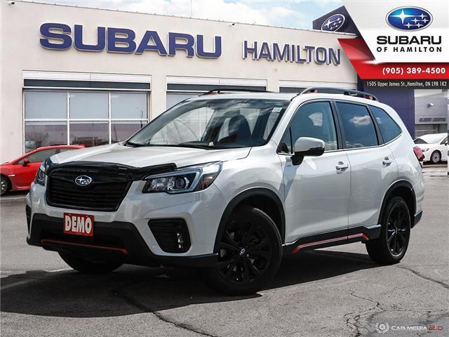 2020 Subaru Forester Sport (Stk: S7950) in Hamilton - Image 1 of 27