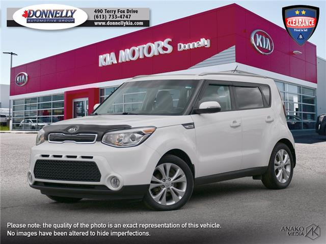 2016 Kia Soul  (Stk: KU2426) in Kanata - Image 1 of 28