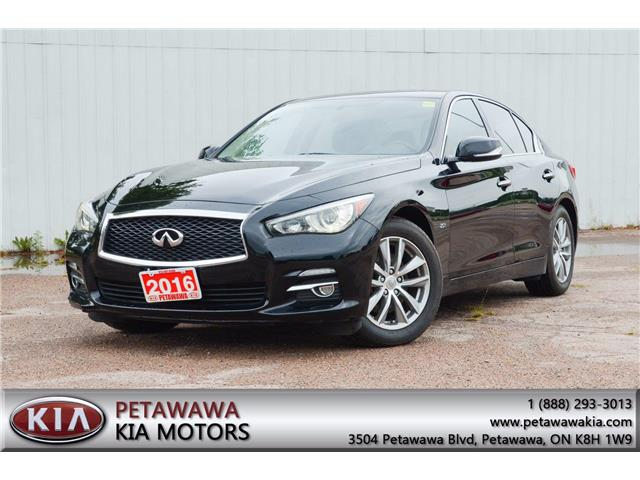 2016 Infiniti Q50 2.0T Base (Stk: P0054) in Petawawa - Image 1 of 30