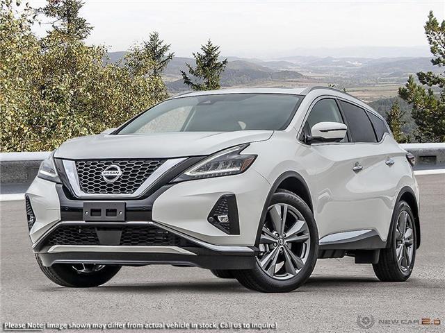 2020 Nissan Murano Platinum (Stk: 20M8097) in Whitehorse - Image 1 of 23