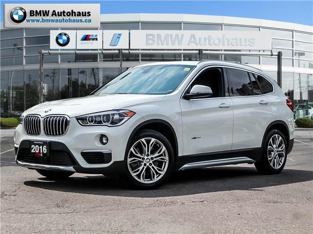 2016 BMW X1 xDrive28i (Stk: P9687) in Thornhill - Image 1 of 25