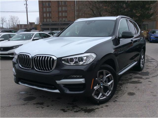 2021 BMW X3 xDrive30i (Stk: 14017) in Gloucester - Image 1 of 16