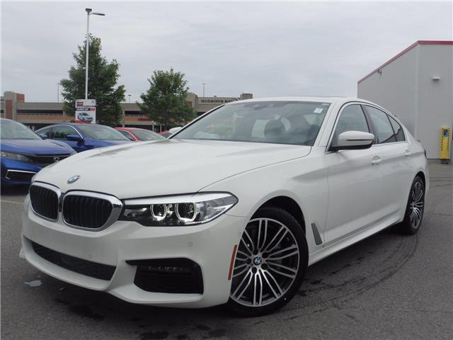 2019 BMW 530i xDrive (Stk: P9502) in Gloucester - Image 1 of 27