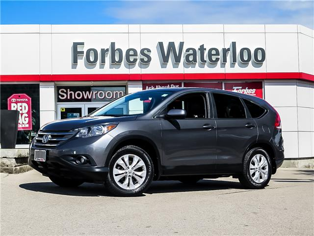 2013 Honda CR-V EX-L (Stk: 05071S) in Waterloo - Image 1 of 25