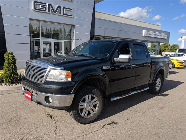 2007 Ford F-150 Lariat (Stk: B10026A) in Orangeville - Image 1 of 20