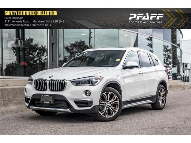 2019 BMW X1 xDrive28i (Stk: D13200A) in Markham - Image 1 of 22