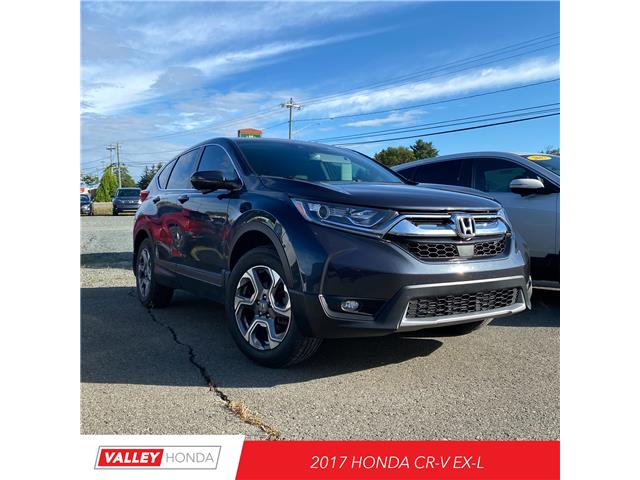 2017 Honda CR-V EX-L (Stk: U5558A) in Woodstock - Image 1 of 1