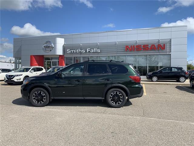 2020 Nissan Pathfinder SL Premium (Stk: 20-081) in Smiths Falls - Image 1 of 12