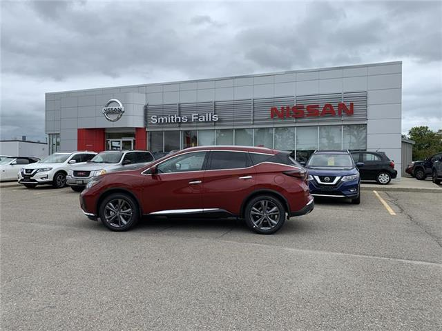 2020 Nissan Murano Platinum (Stk: 20-217) in Smiths Falls - Image 1 of 14