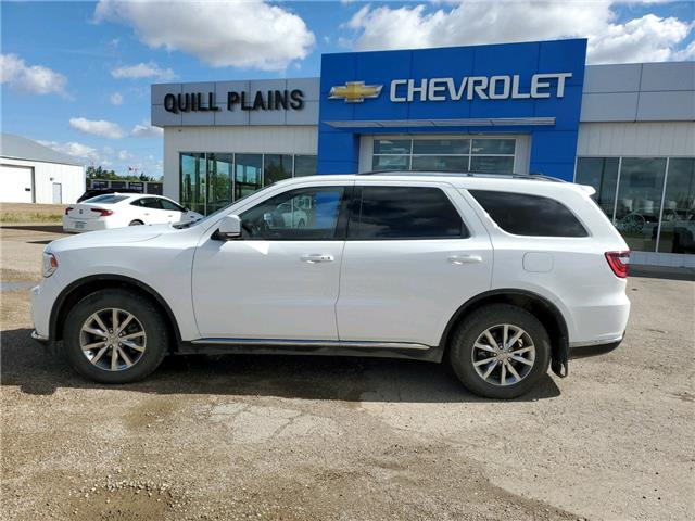 2014 Dodge Durango Limited (Stk: 20T117A) in Wadena - Image 1 of 18