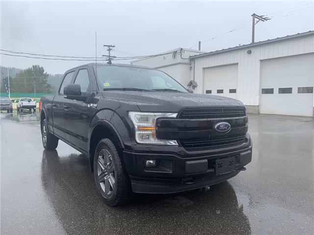 2020 Ford F-150 Lariat (Stk: 20T127) in Quesnel - Image 1 of 20