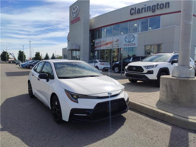 2021 Toyota Corolla SE (Stk: 21036) in Bowmanville - Image 1 of 7