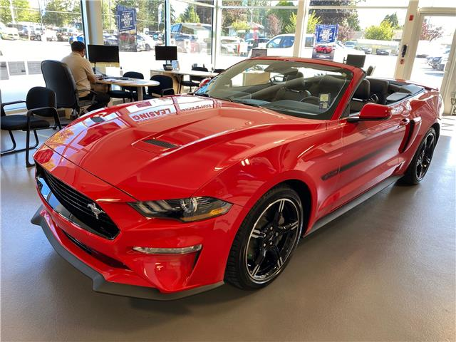 2020 Ford Mustang GT Premium (Stk: 20MU4076) in Vancouver - Image 1 of 5