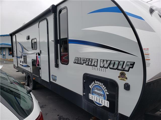 2019 Forest River ALPHA WOLF CHEROKEE 26DBH-L (Stk: 10851) in Lower Sackville - Image 1 of 13