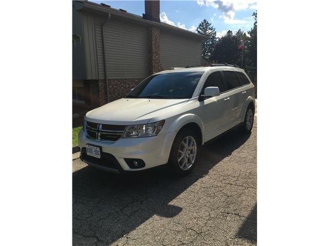 2013 Dodge Journey  (Stk: 93072) in St. Thomas - Image 1 of 8