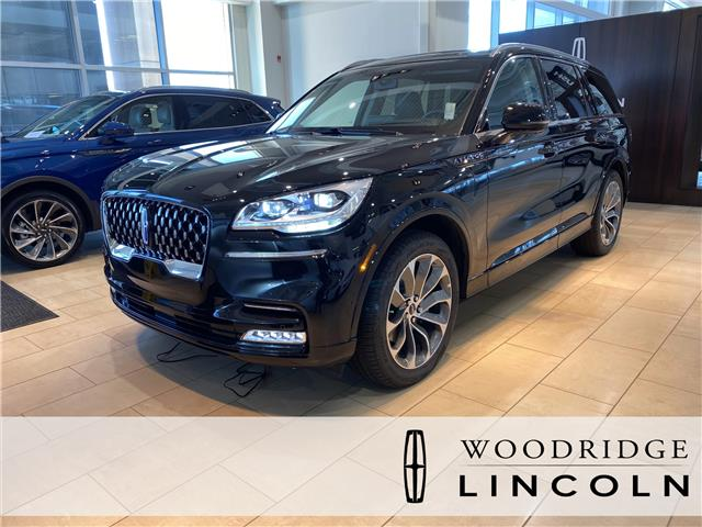 2020 Lincoln Aviator Grand Touring (Stk: L-90) in Calgary - Image 1 of 7
