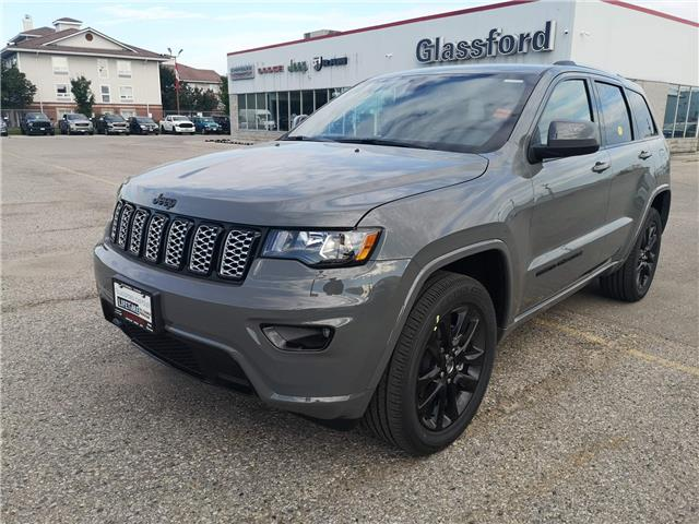 2020 Jeep Grand Cherokee Laredo (Stk: 437597) in Ingersoll - Image 1 of 20