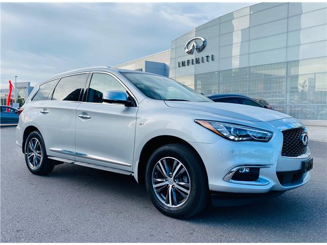 2017 Infiniti QX60 Base (Stk: H9023A) in Thornhill - Image 1 of 23