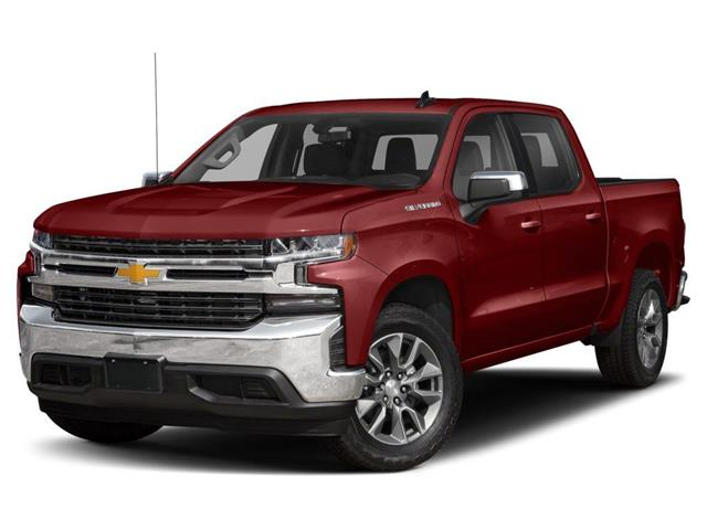 2020 Chevrolet Silverado 1500 LT Trail Boss (Stk: 25641B) in Blind River - Image 1 of 9